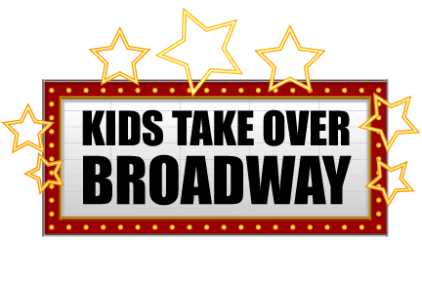 Kids Take Over Broadway